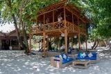Bunaken -  Siladen Dive Resort, Yogaturm