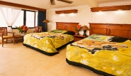 Yap - Hotel Manta Ray Bay, Zimmer