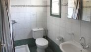 Naxos - Tasoula Appartements, Badezimmer