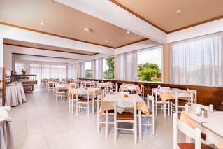 Rhodos Theologos - Sabina Hotel, Restaurant