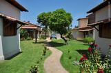 Gostoso - Vila Caju, Garten