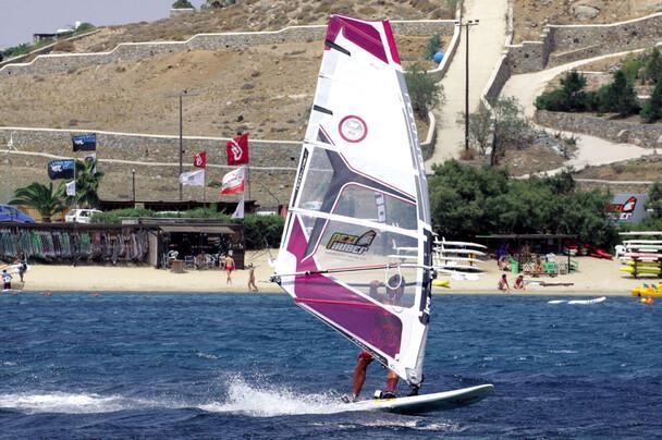 Mykonos - Surf Action