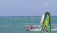 Cabarete, Vela Cabarete, Surf Action Welle