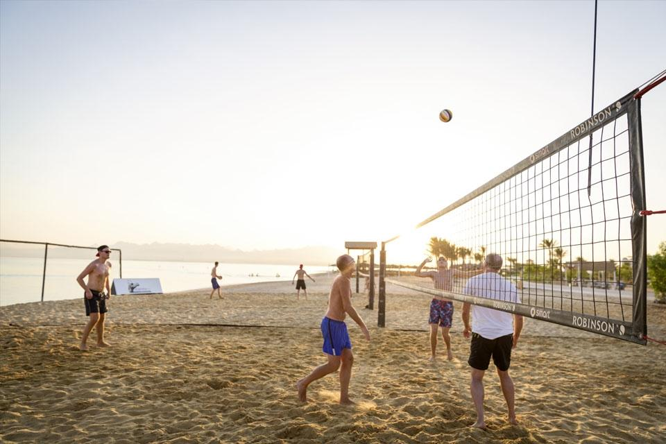 Soma Bay - ROBINSON Club, Beachvolleyball Turnier
