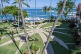 Cabarete, Velero Beach Resort, Gartenanlage