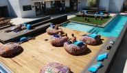 Langebaan - Windtown Lagoon Hotel, Poolbereich