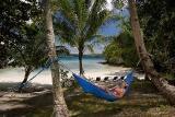 Molukken - Cape Paperu, relax