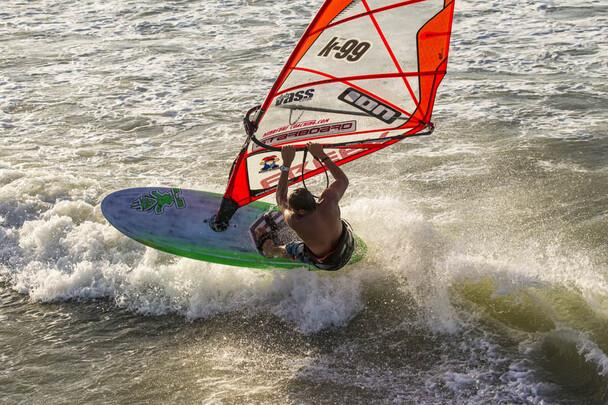 Jericoacoara - Club Ventos Surf Action
