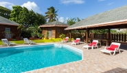 Tobago - Shepherd`s Inn, Pool