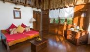 Bali  Naya Gawana, Lumbung Suites, Innen