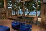 Bunaken - Siladen Resort, Luxury Villas, Terasse