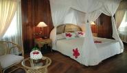 Nord-Sulawesi - Gangga Island, Zimmer