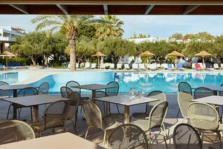 Rhodos Theologos - Alex Beach Hotel, Poolrestaurant
