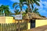 Bonaire - Sonrisa Boutique Hotel, Eingang