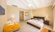 Lefkada - Club Vass Hotel, großzügiges Dreibettzimmer