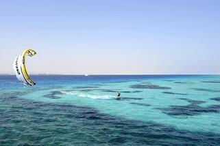 Soma Bay - Kite Revier