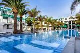 Lanzarote - Barceló Teguise Beach, Poolbereich