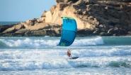 Dakhla Nord - ION CLUB, Kite Schulung mit Kirsty Jones