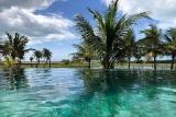 Sao Miguel do Gostoso - Bangalo Kauli Seadi, Bilck vom Pool