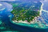 Kenia - Temple Point Resort - Luftbild