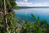 Molukken - Cape Paperu,  Blick auf Meer