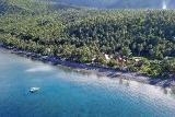 Leyte - Pintuyan Resort, Aerial View