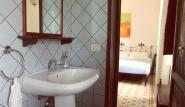 Lo Stagnone - Villa Vajarassa, Doppelzimmer Austro, Bad