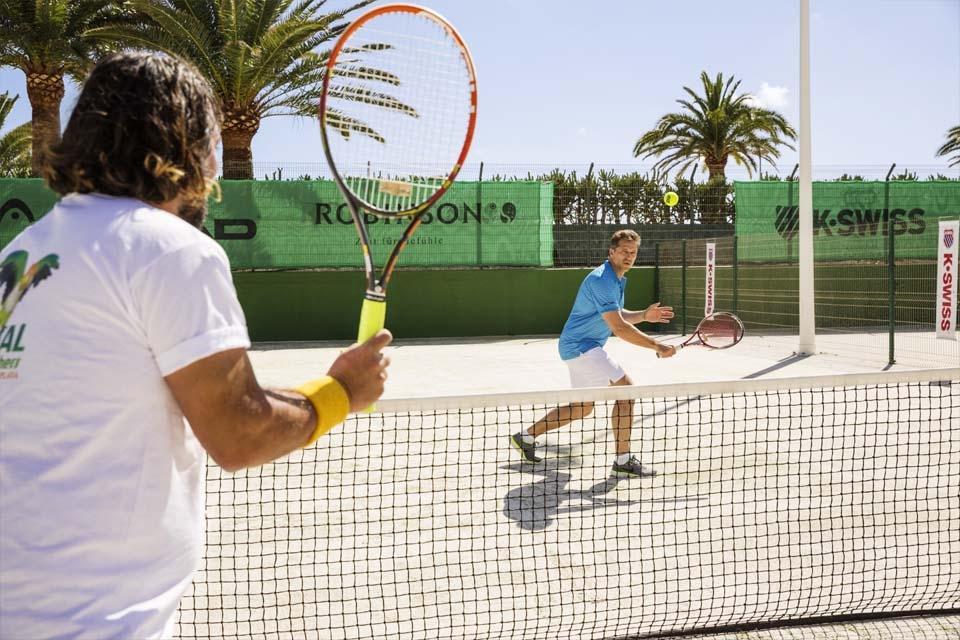 Fuerteventura - ROBINSON Club Jandia Playa, Tennis