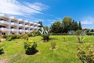 Rhodos Theologos - Sabina Hotel, Gartenanlage