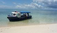 Kalimantan-  Nabucco Island Resort, Diveboat