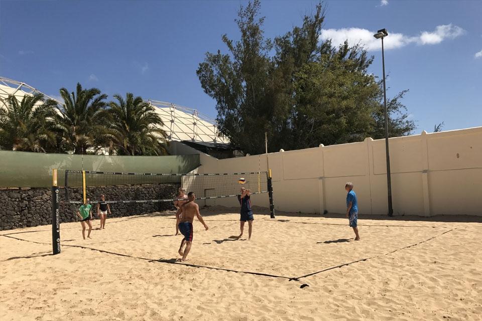 Fuerteventura - ROBINSON Club Esquinzo Playa, Beach-Volleyball