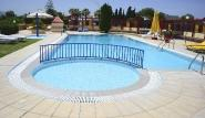 Rhodos Theologos - Sea View, Poolbereich