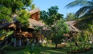 Bali - Alam Batu, Bungalows
