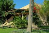 Mozambique Vilanculo Casa Rex Lodge, Bungalow