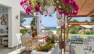 Rhodos Theologos - 'LOGOS Beach Village, Frühstücksbereich