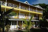 Tobago - Nabucco Speyside Resort, Haupthaus