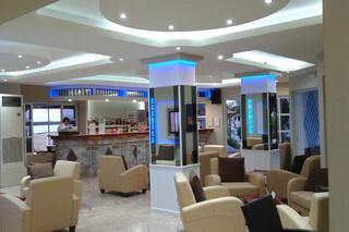 Rhodos Theologos - Nirvana Beach, Lobby mit kleiner Bar