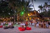 Bohol - Oasis Resort, Restaurant