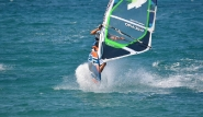 Kreta Freak Windsurf Station, Surf Action2