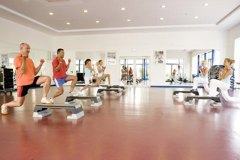 Fuerteventura - ROBINSON Club Esquinzo Playa, Group Fitness