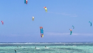 Mauritius Bel Ombre KiteGlobing Downwinder