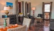 Bonaire - Sorobon Apartments, Honeymoon Wohnbereich