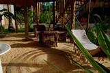 Jericoacoara - Hotel Hurricane, Luxus Bungalow, Lounge