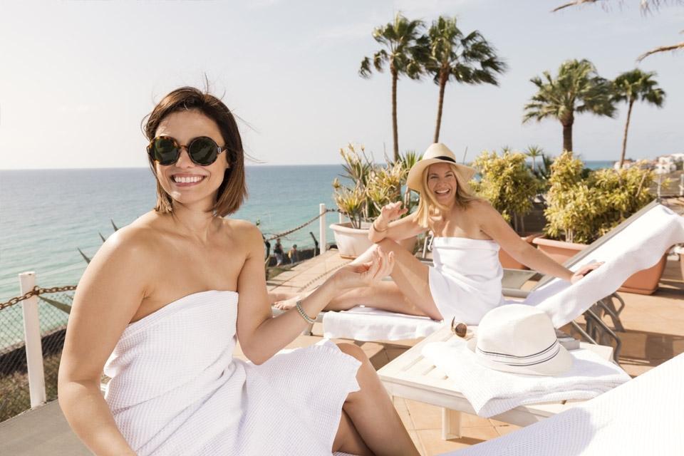 Fuerteventura - ROBINSON Club Esquinzo Playa, Spaß ohne Kinder im Wellfit Spa Bereich