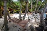 Nicaragua - Little Corn Island - Beach and Bungalow - Hängematte