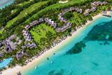 Le Morne - Paradis Beachcomber Golf Resort & Spa, Luftansicht