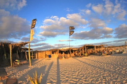 Boa Vista, Planet Allsports, Station Sonnenuntergang
