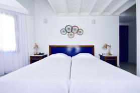 Samos, Hotel Kalidon, Zimmerbeispiel Doppelzimmer