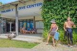 Thalassa Dive Resort Manado, Dive Center