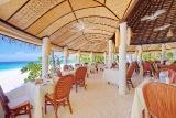 Malediven Angaga Restaurant